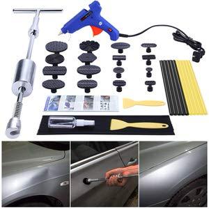 8. GLISTON Car Dent Repair Kit