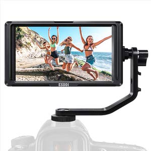 8. ESDDI F5 5-Inch Camera Field Monitor with 4K