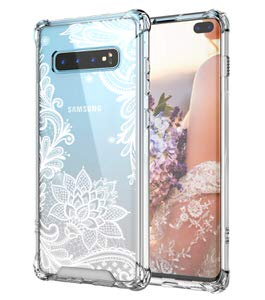 7. Cutebe Case for Galaxy S10 Plus