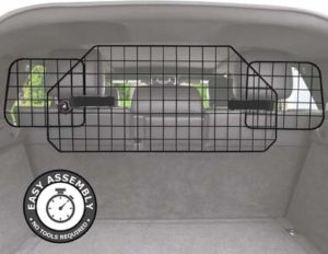 8. Pawple Dog Barrier for SUV's, Cars & Vehicles