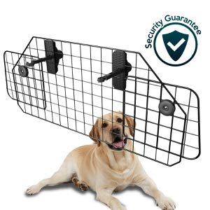 11. Car Universal Pet Barrier by ZONETECH