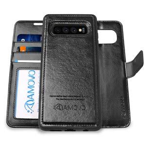9. AMOVO Case for Galaxy S10 Plus