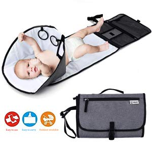 8. Baby Portable Changing Pad by H*Sheng TPK