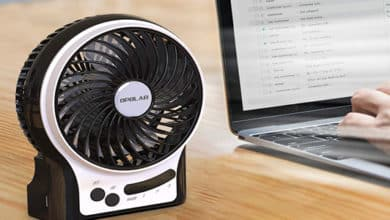 Best Battery Operated Fans (2019) Reviews