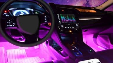 Best LED lights for car interior