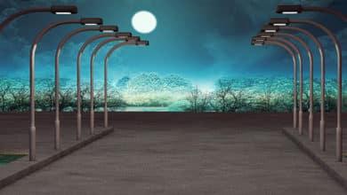 Best LED parking lot lights