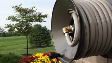 Best garden hose reels reviews