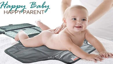 Best portable changing pads for baby
