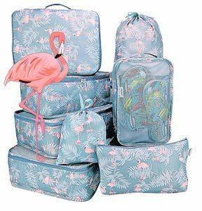 #13. My FL Luggage Organizers Set