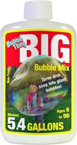 4. Bubble Thing BIG Bubbles Mix Bubbles