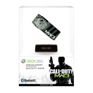 5. Xbox 360 Call of Duty 3 Modern Warfare Wireless Headset