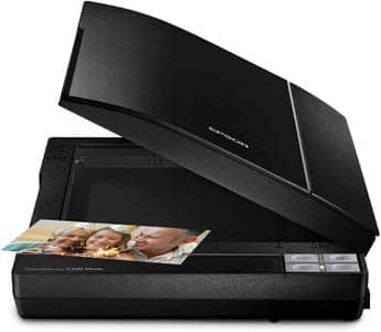 3. Epson Perfection V370 Color Photo Scanner