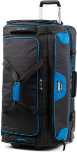 "9. TravelPro Bold 30"" Rolling Duffel Bag"