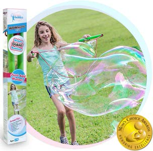 5. WOWMAZING Giant Bubble Wands