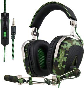 7. SADES SA926 Gaming Headset