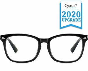 2. Cyxus Blue Light Computer Glasses