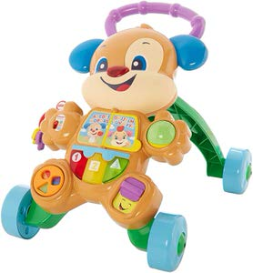 6. Fisher-Price Laugh and Learn Smart Stages Lear with Puppy Walker