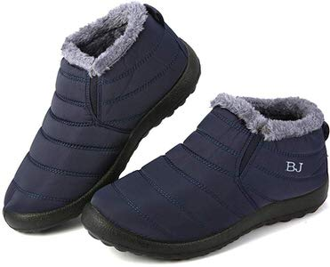 7. Gracosy Warm Snow Boots