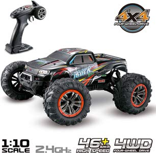 5. Hosim Large Size 1:10 Scale High-Speed Remote Control Truck
