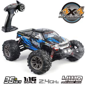 10. Hosim High-Speed 36km/h 4WD 2.4 GHz RC Truck