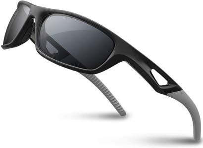 3. RIVBOS Polarized Sports Sunglasses