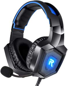 2. RUNMUS K8 Gaming Headset