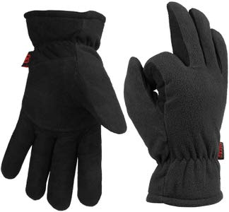 4. OZERO Winter Gloves for Men and Women