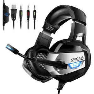 3. ONIKUMA K5 Professional Gaming Headset