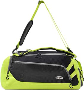 "1. Olympia Blitz 22"" Convertible Gym Duffel Bag"