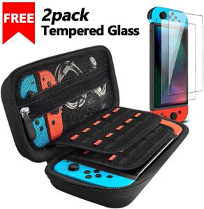 5. iVoler Carrying Case for Nintendo Switch