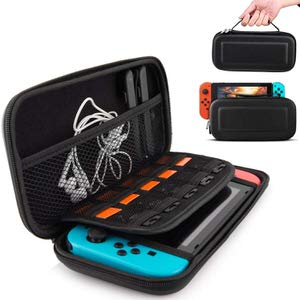 11. HK Compatible Carrying Nintendo Switch Case