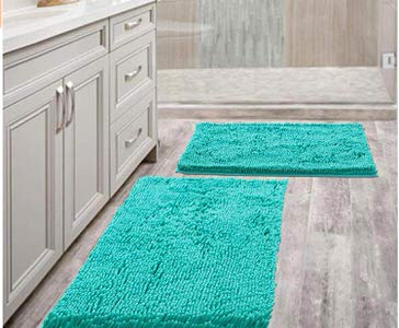 1. Julifo Bathroom Rugs Mat 20