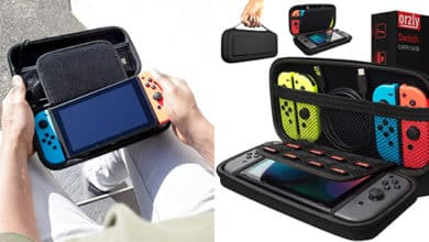 Best Nintendo switch cases