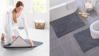 Best bathroom rugs reviews