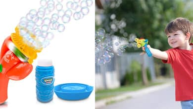 Best bubble toys reviews