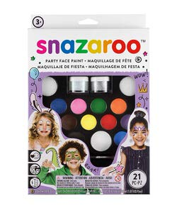 2. Snazaroo  Face Paint Kit