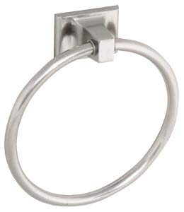 1. Design House Wall-Mounted Towel Ring