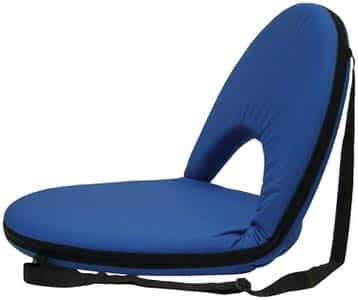 6. STANSPORT Padded Floor Chair