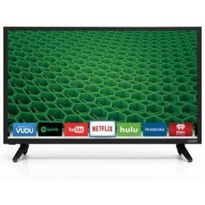 """8. VIZIO D24hn-D1 D-Series 24"""" Class LED TV (Black)"""