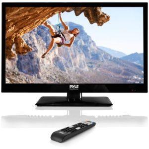 9. Pyle 23.6-Inch 1080p Ultra HD LED TV