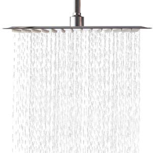 3. LORDEAR Ultra Thin 16 Inch Square Shower Head