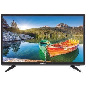 10. Hitachi 22E30 Class FHD 1080p LED HDTV with Remote