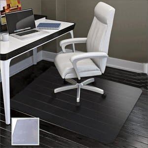 10. Large Office Chair Mat by SHAREWIN