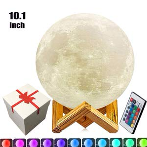 14. Large Moon Lamp by SUPER3DMALL