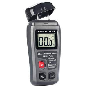 9. BSIDE EMT01 Digital Wood Moisture Meter