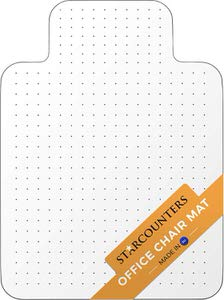1. Office Chair Mat by Starcounters
