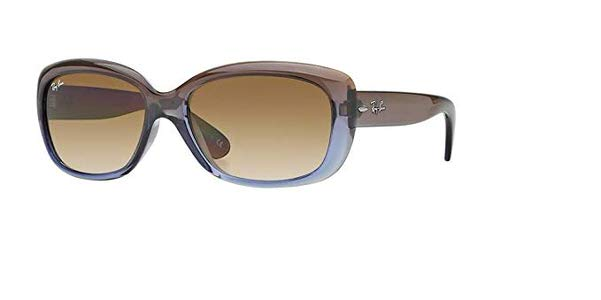 11. Ray-Ban RB4101 JACKIE OHH Sunglasses