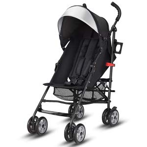 11.BABY JOY Lightweight Stroller