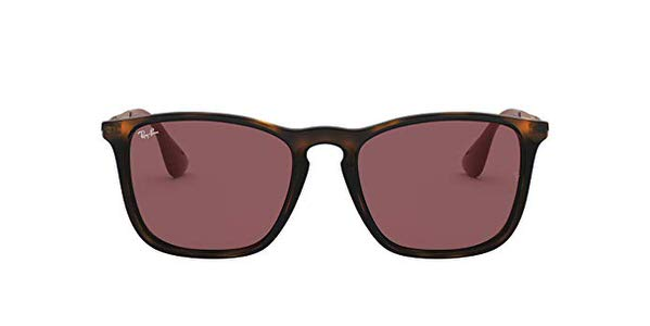 3. Ray-Ban RB4187 Chris Square Sunglasses