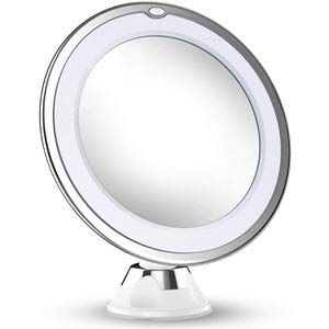 2. Vimdiff Updated 2021 Version Makeup Mirror With Lights